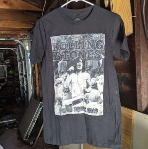 The Rolling Stones Hyde Park 1969 band tee